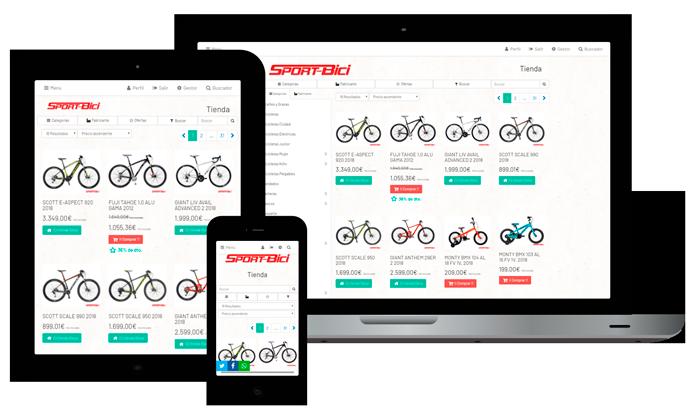 shopforever.es crear tienda online y vender por internet.